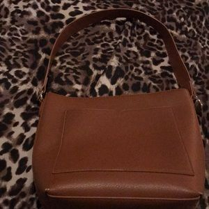 Old Navy brown small handbag